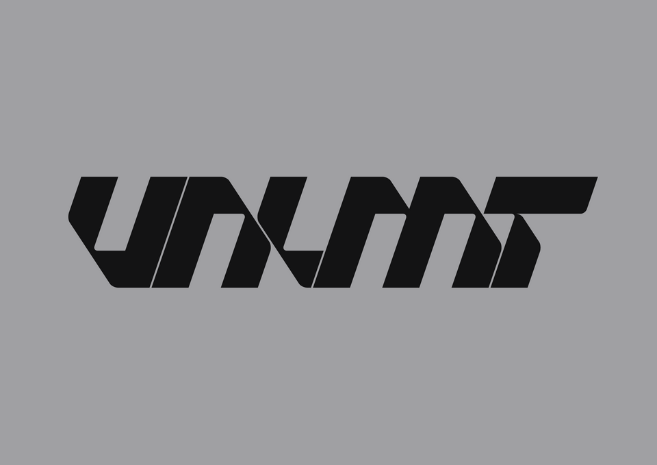 Logo of the word UNLMT